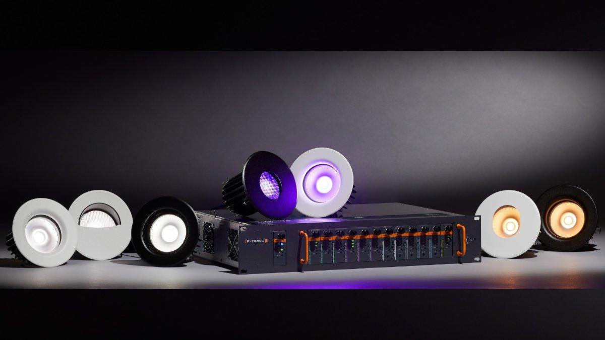 ETC präsentiert ArcSystem Navis und F-Drive