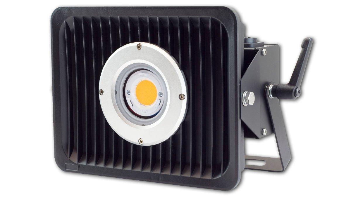 Feiner stellt den neuen LED Weißlichtfluter FLT  FL500 DMX