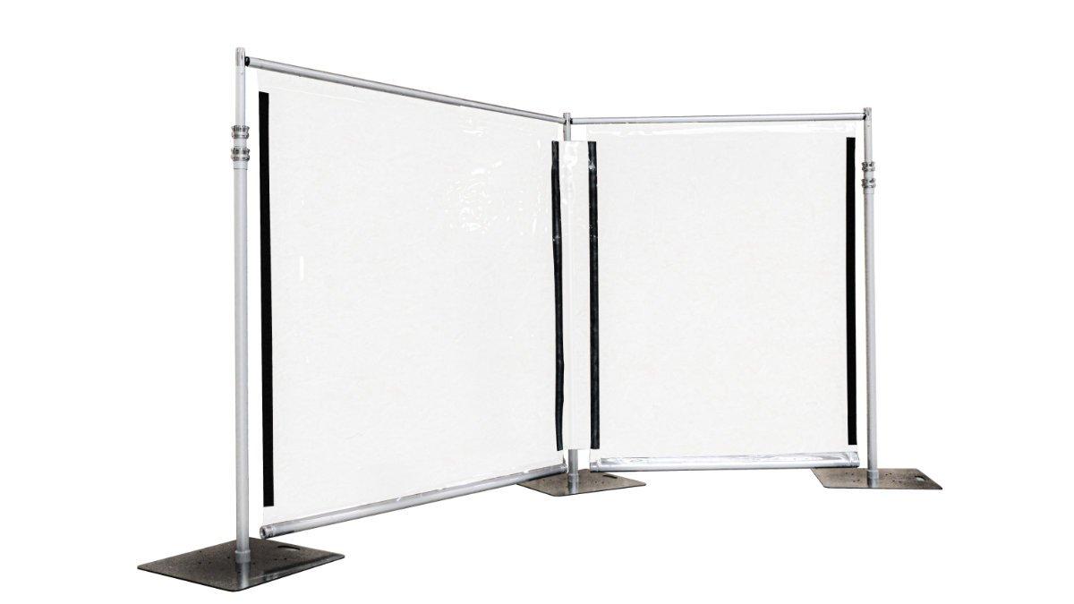 Global Truss präsentiert mit GT-Shield einen modularen  Schutzwall