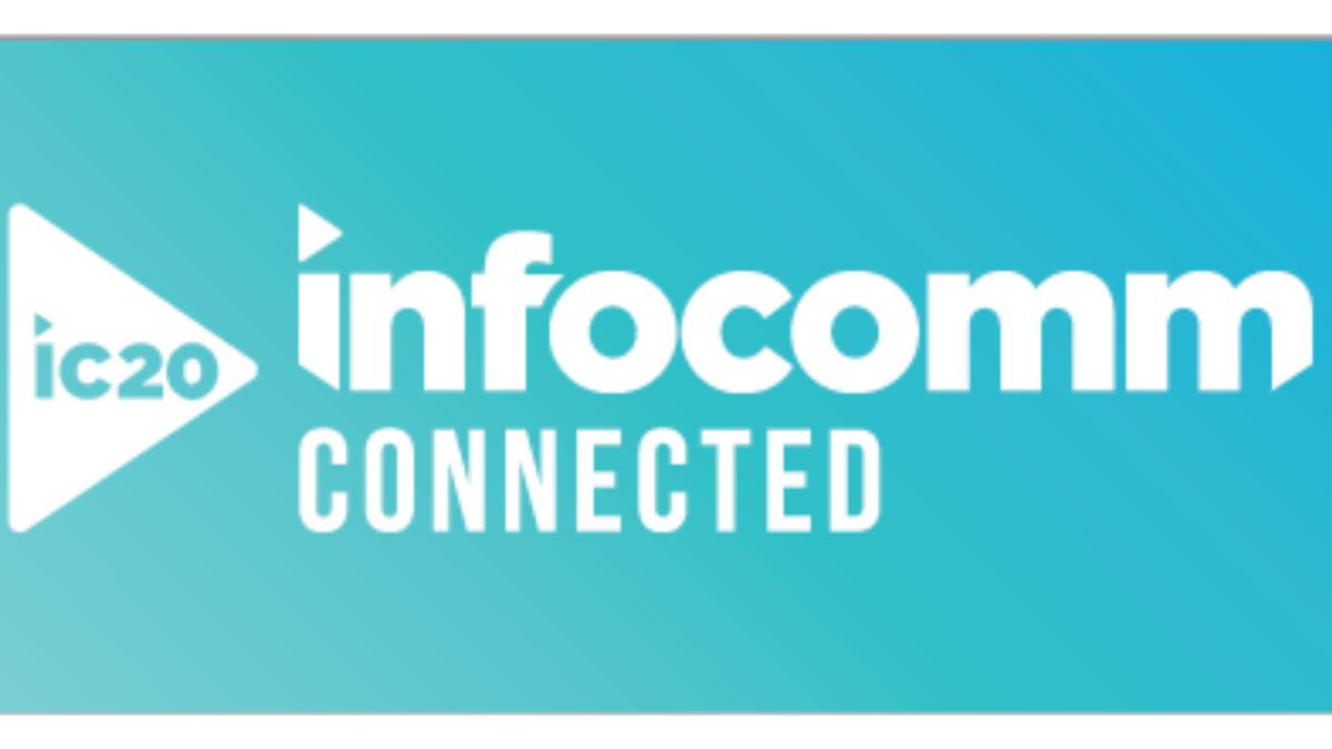 Die InfoComm 2020 findet virtuell statt