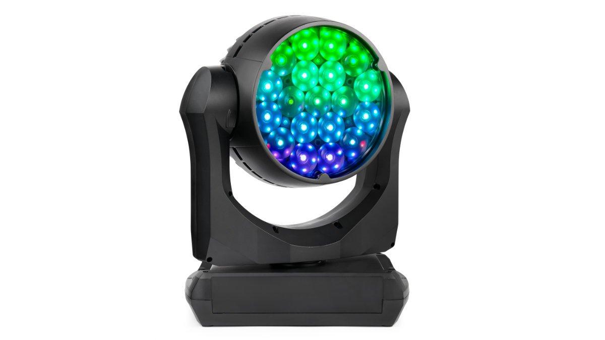 Martin präsentiert das LED-Washlight MAC Aura PXL