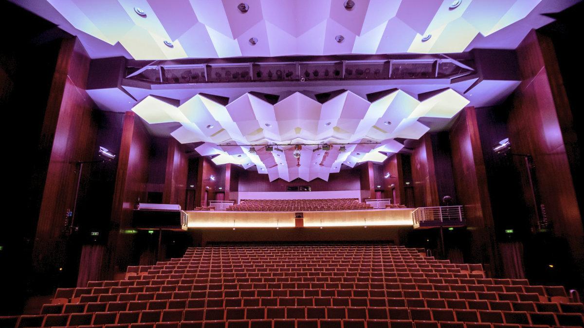 multisenses stattet das Parktheater Iserlohn mit LED-Beleuchtung aus