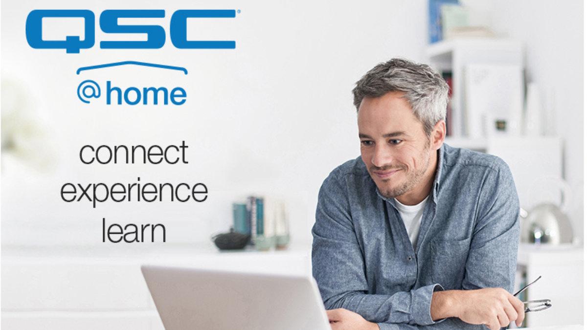 QSC startet QSC@Home