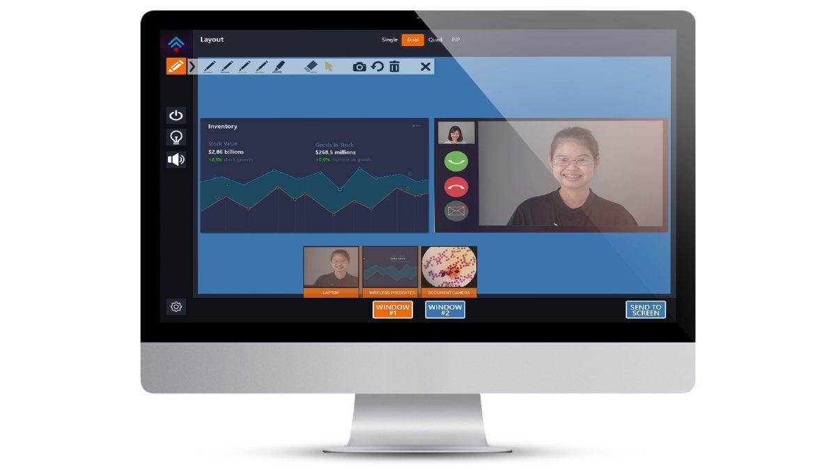 AMX stellt die Software-Lizenz TPC-TPI-PRO vor