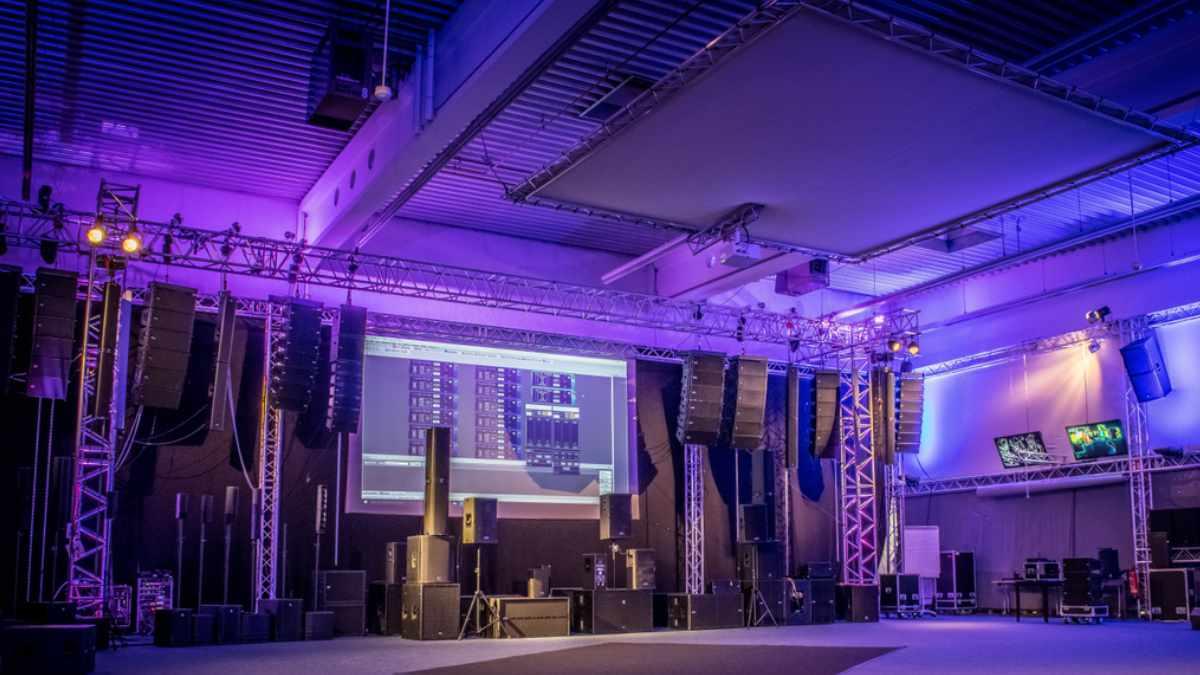 dBTechnologies macht den Showroom wieder auf