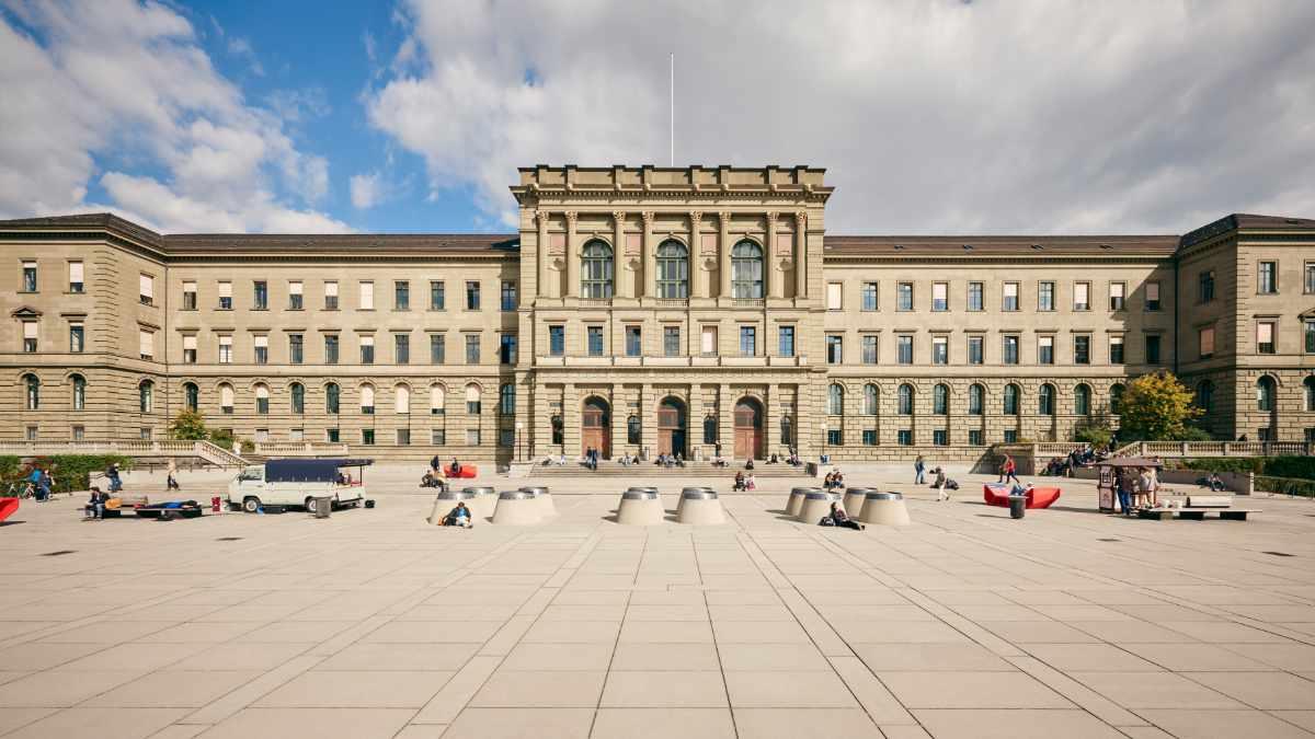 L-Acoustics Syva für die ETH Zürich