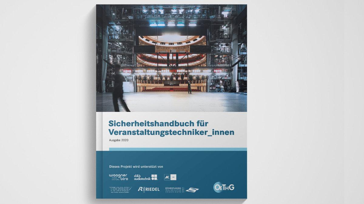 OETHG und starmühler veröffentlichen Sicherheitshandbuch für Veranstaltungstechniker