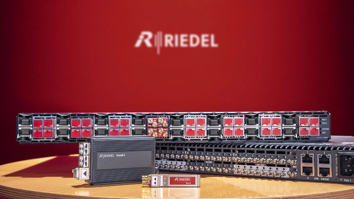 Riedel Communications erweitert die MediorNet-Produktfamilie