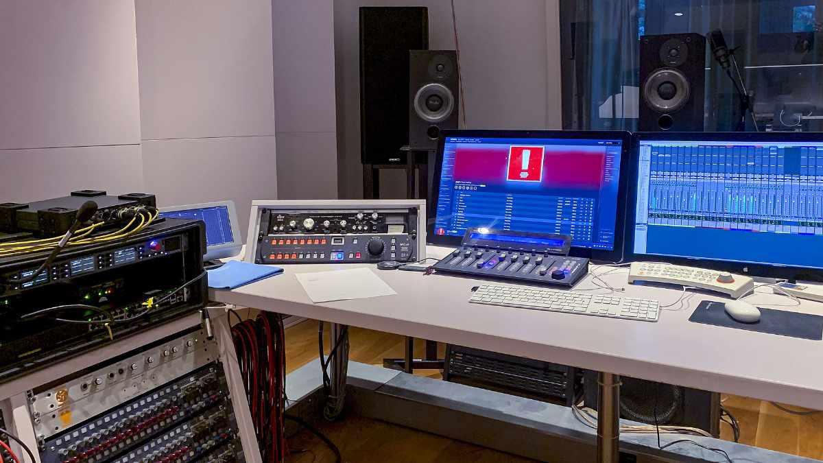 Riedel Communications und RRN liefern Remote-Mastering-Service für Peter Maffay