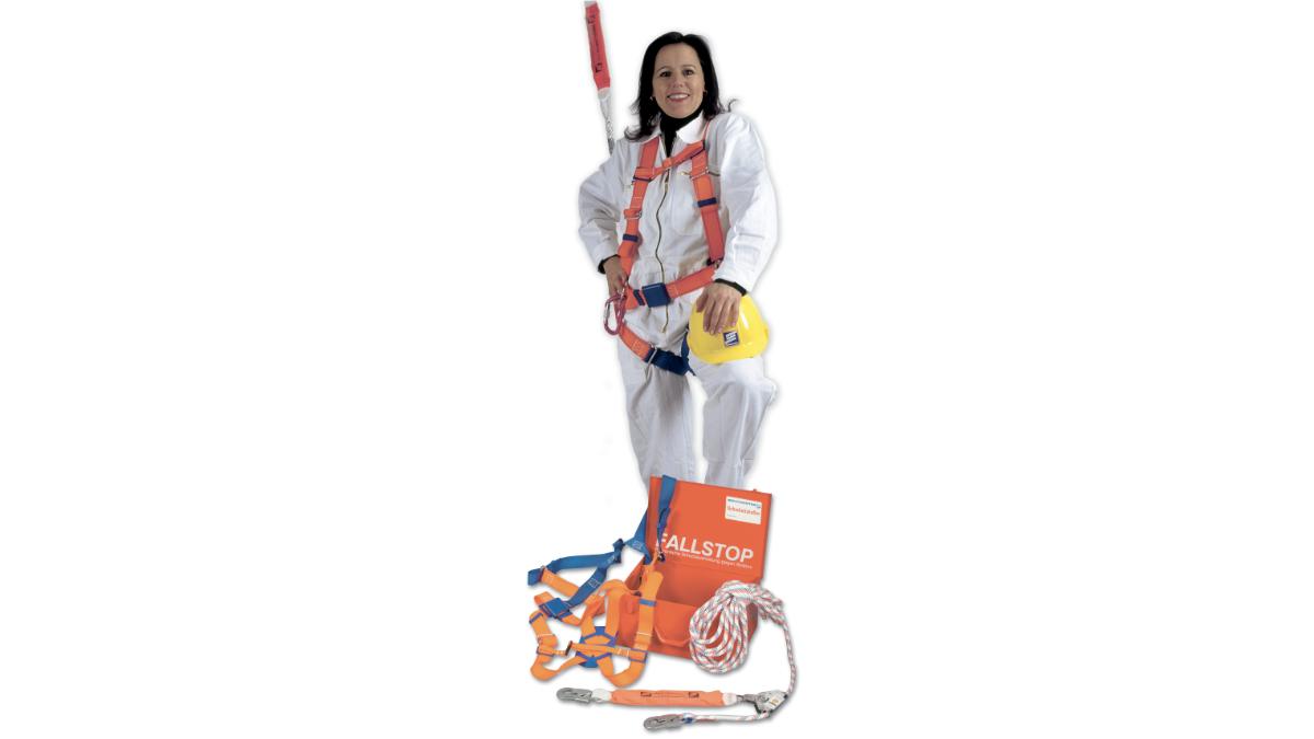 SEILFLECHTER präsentiert verschiedene Safety Sets