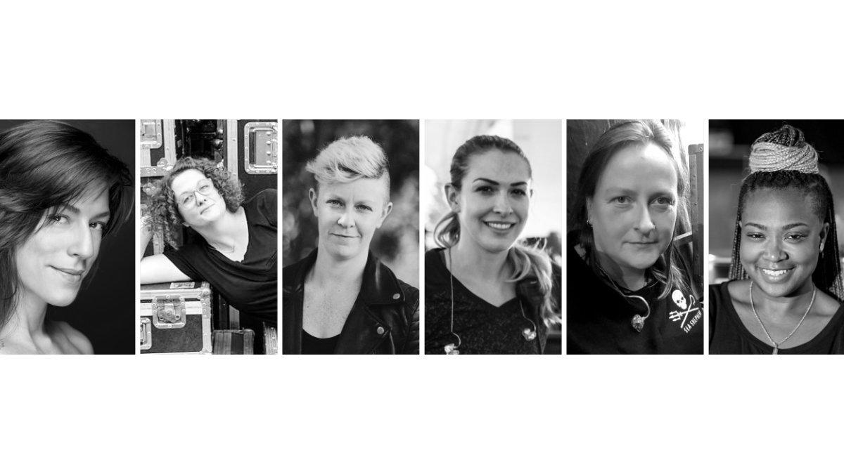 Sennheiser Webinar über die Women of Sound