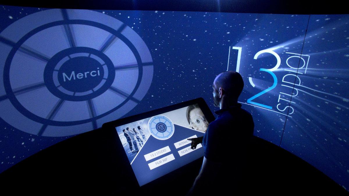 13-2 studio setzt bei innovativer VR-Installation auf VIOSO