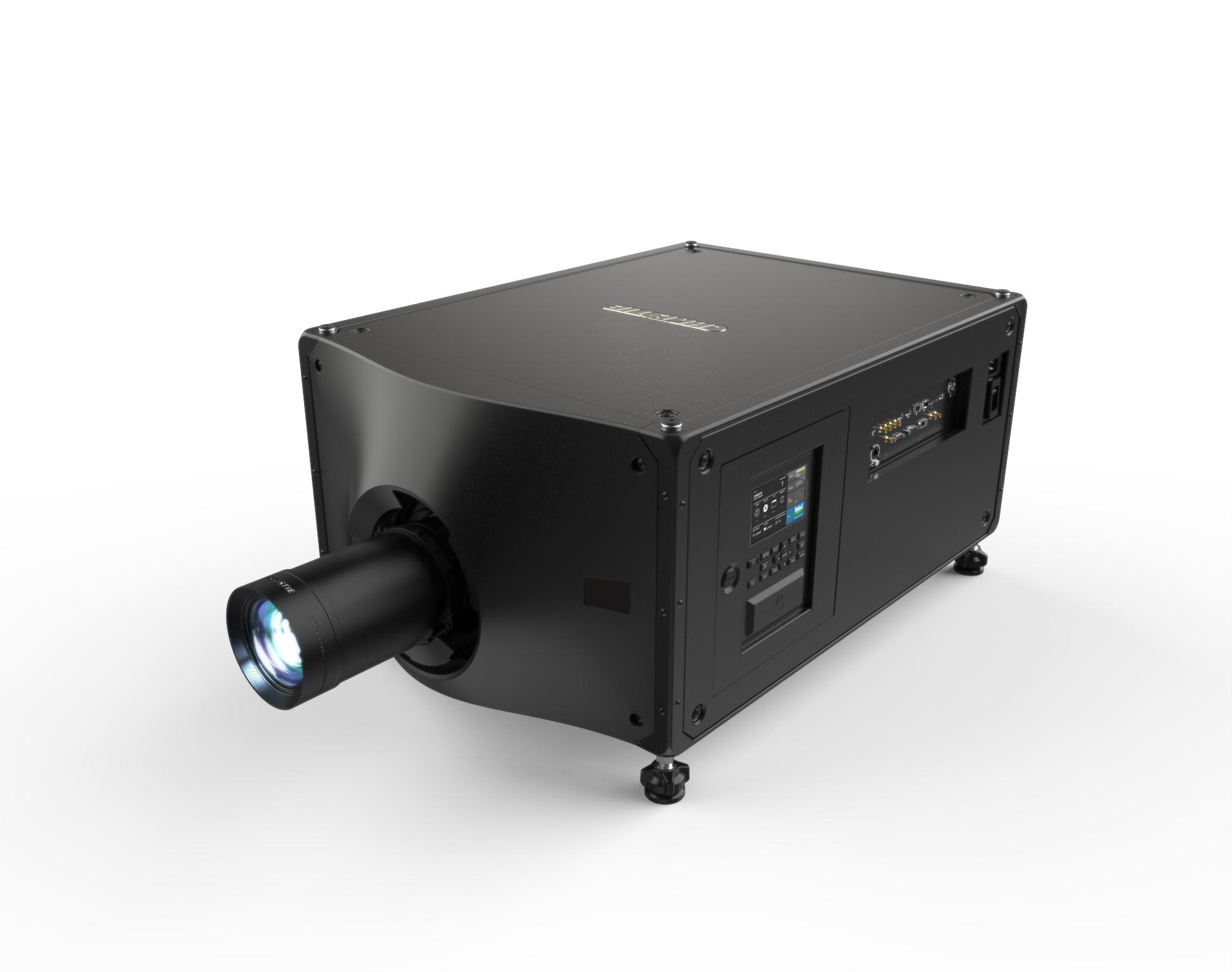 Christie präsentiert den Griffyn 4K32-RGB