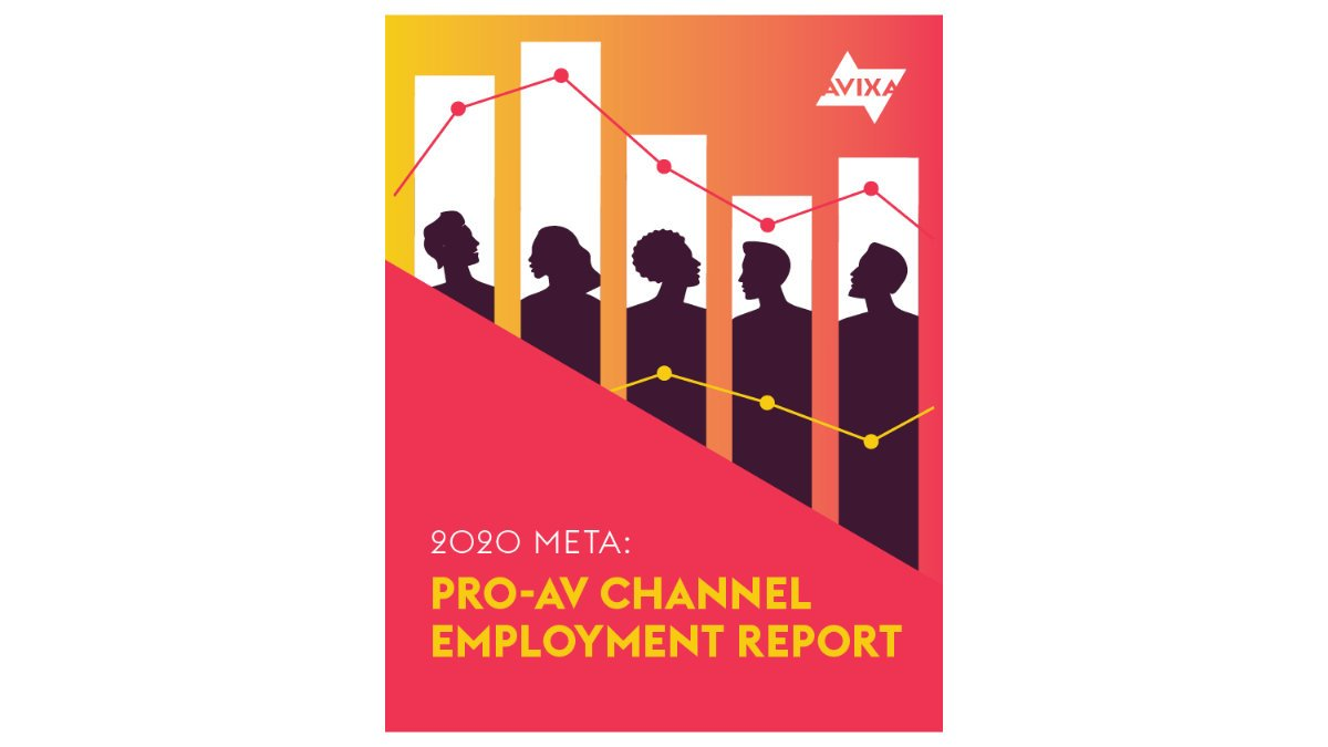 AVIXA stellt Pro AV Channel Employment Report vor