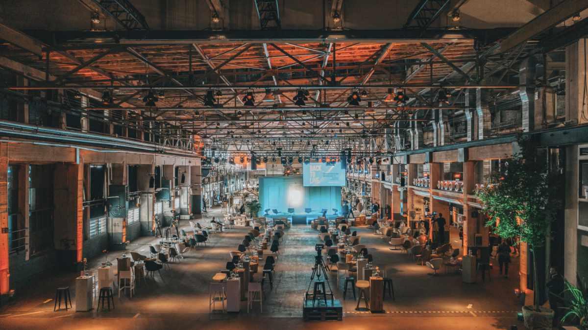 BACK TO LIVE zeigt neue Wege für die Veranstaltungsbranche