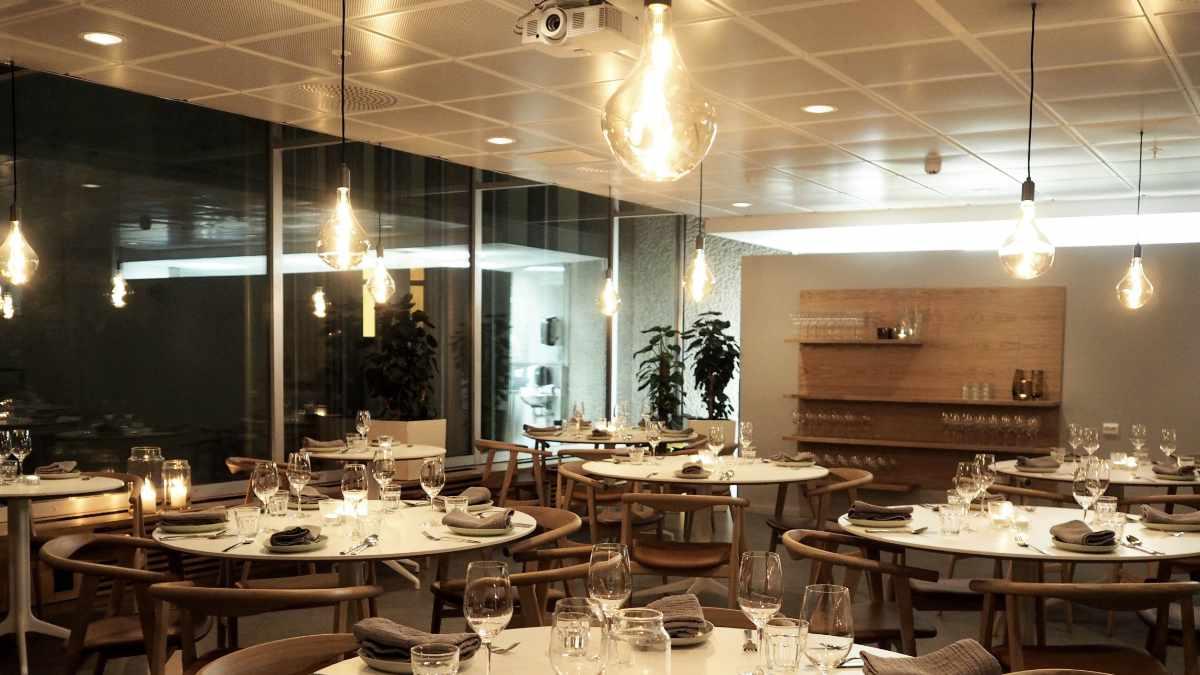 Das Ostehuset Restaurant setzt auf Bose Professional