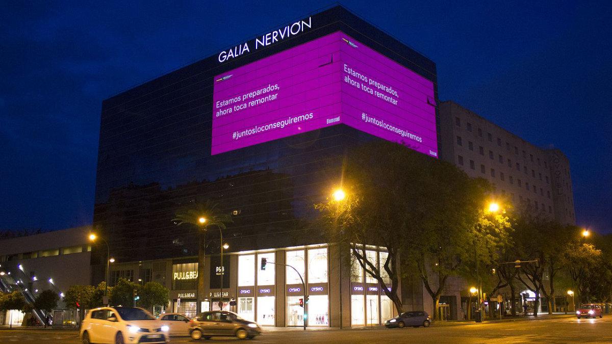 LumenAd setzt in Sevilla auf Projektoren von Christie