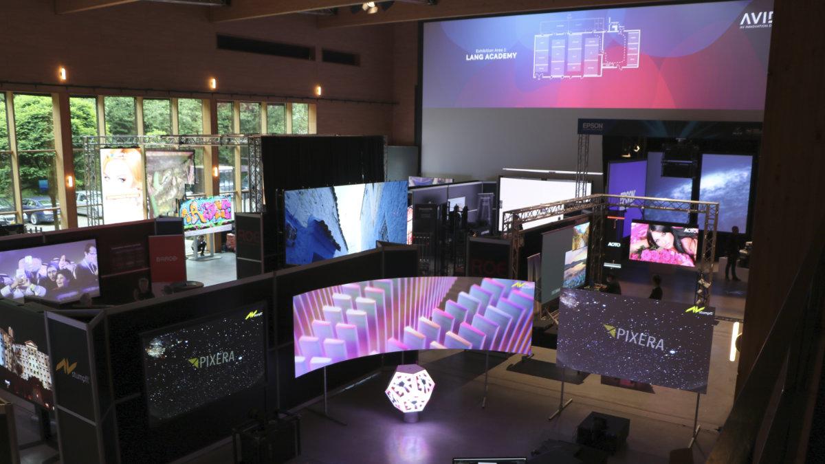 Erfolgreiche AV Innovation Days für die LANG AG