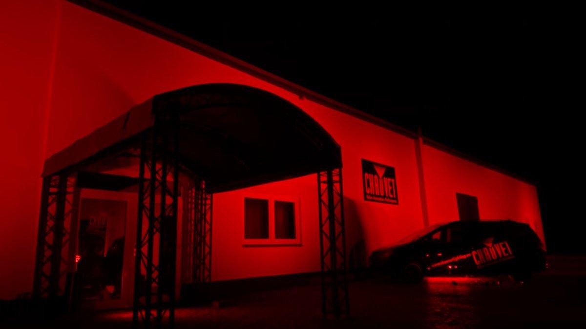 CHAUVET Deutschland unterstützt die Night of Light