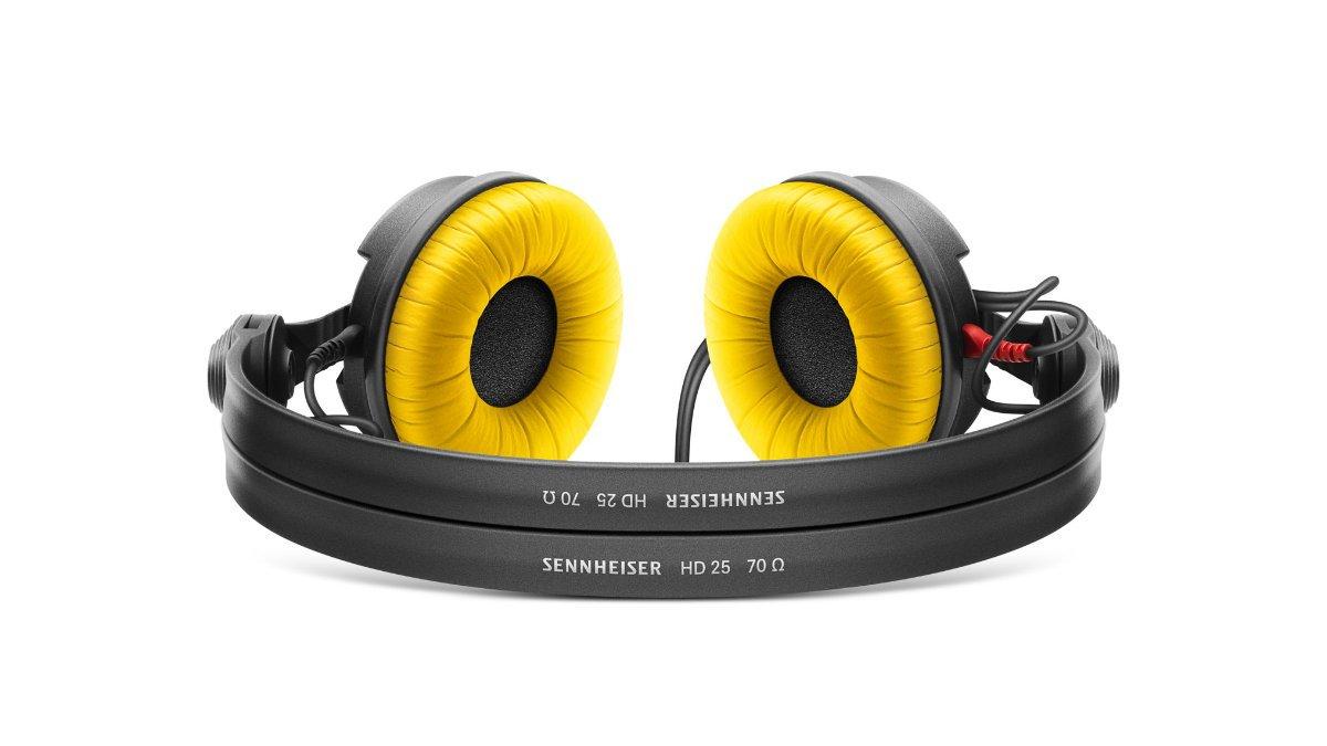 Sennheiser präsentiert limitierte Edition des HD 25