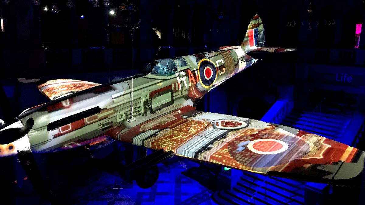 Visulize visualisiert mit PIXERA Geschichte im Kelvingrove Art Museum