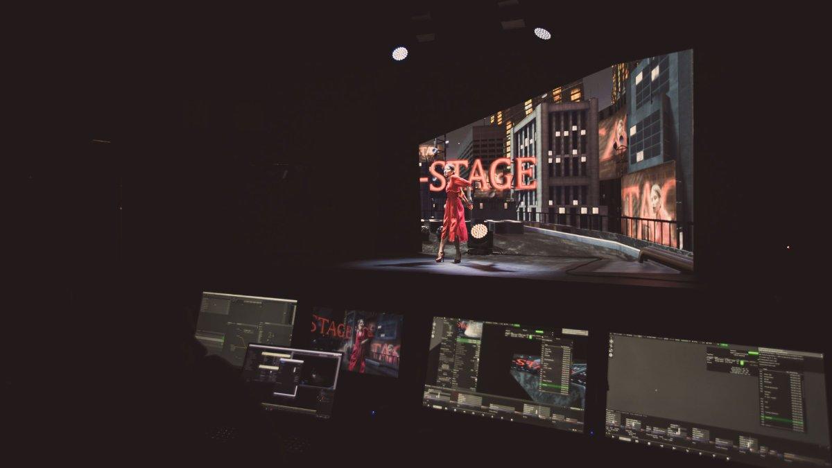 Die AED Studios eröffnen ein neues High-Tech XR-Studio in Lint