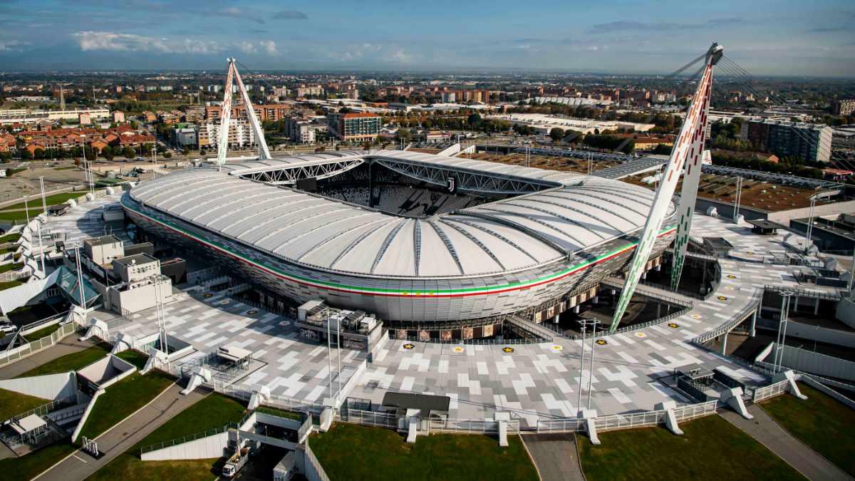 Juventus Turin setzt im Allianz Stadium auf Bose