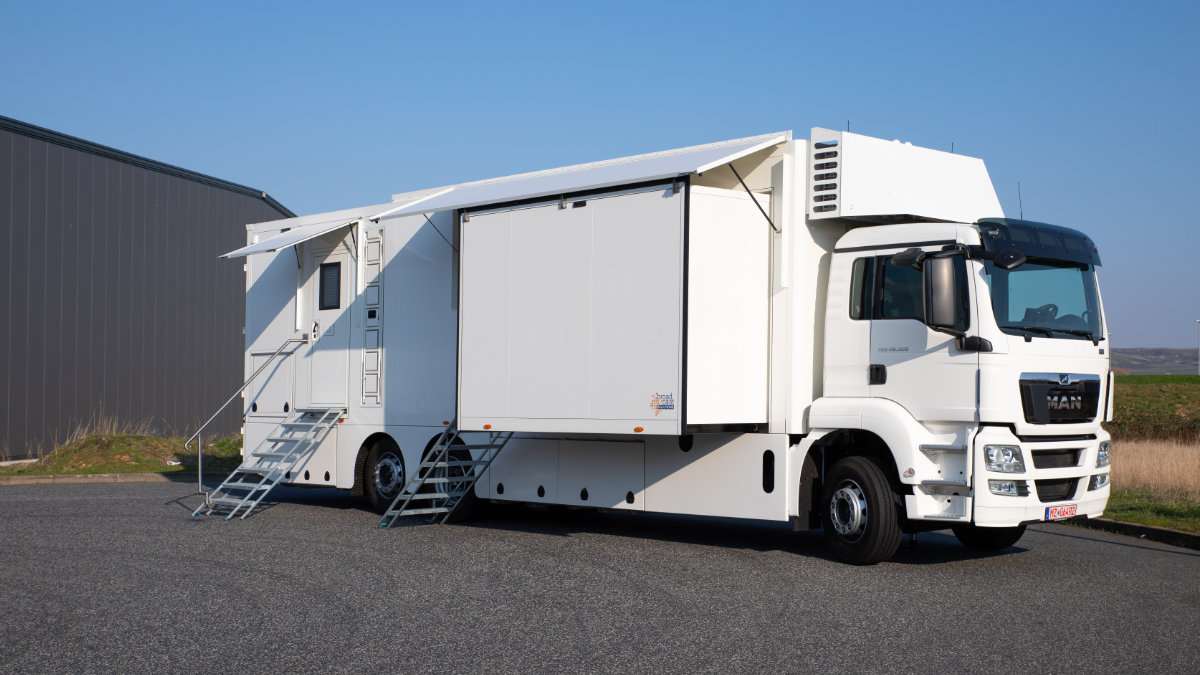 Broadcast Solutions liefert Streamline S12T an die RBA aus