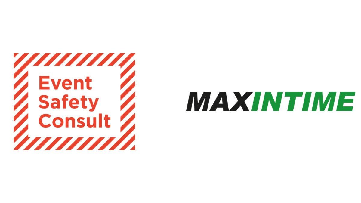 Event Safety Consult und MAXINTIME kooperieren