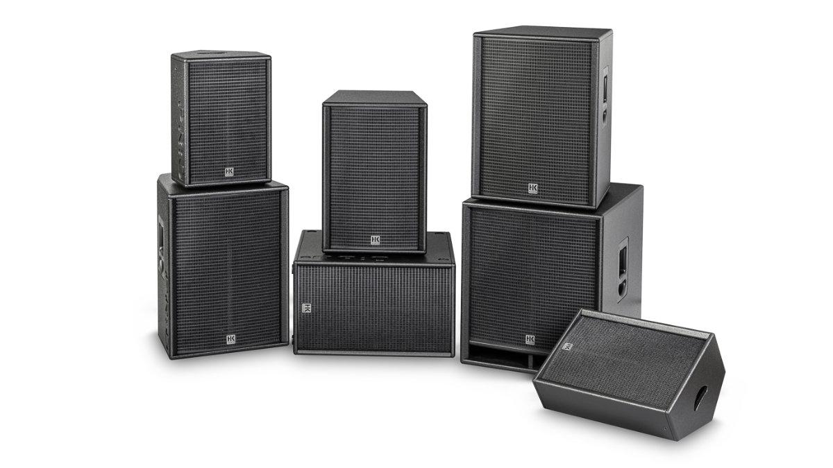 HK Audio präsentiert die PREMIUM PR:O D2-Serie