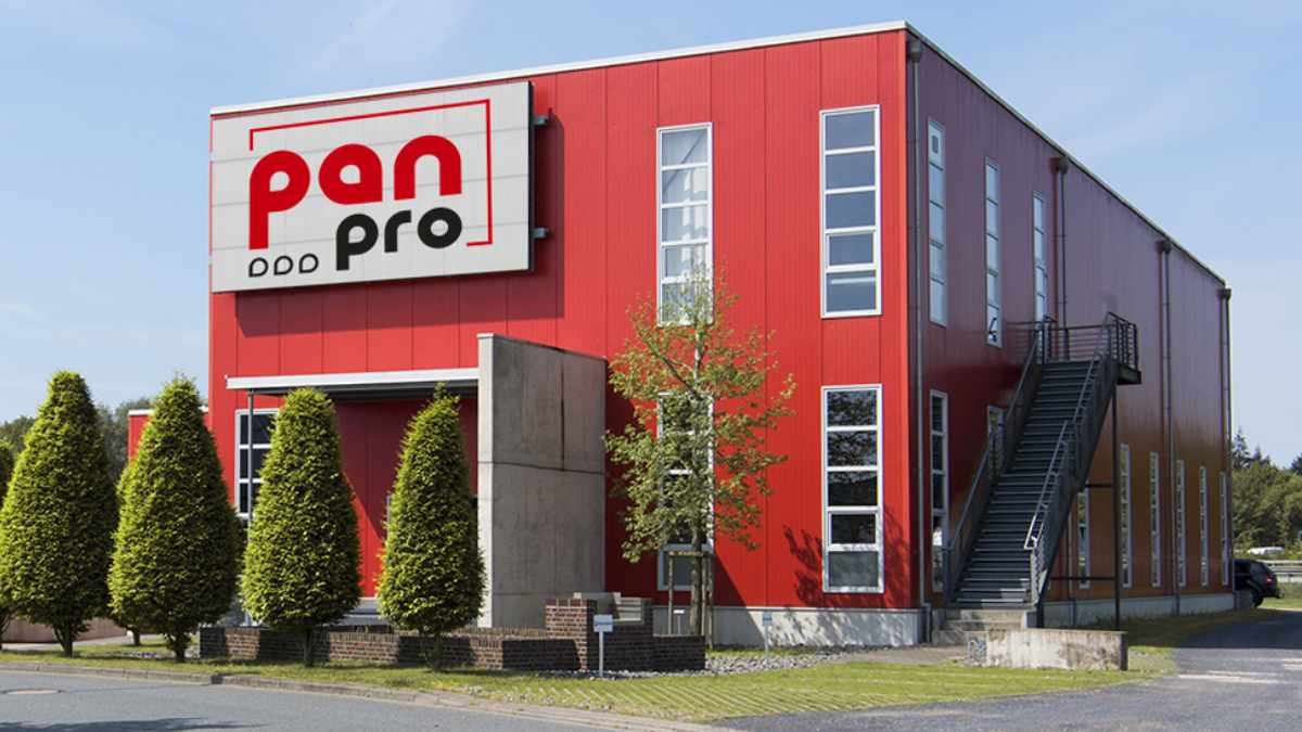 Pan-Pro wird autorisierter Händler von Prolyte