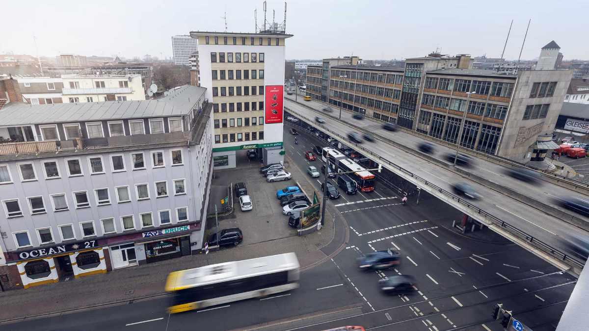 Ströer setzt in Bremen auf LED-Display Technik von LEDCON