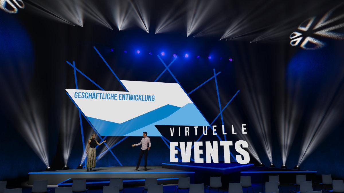 studio: 3 und Sinus Event-Technik eröffnen ein gemeinsames VR Studio