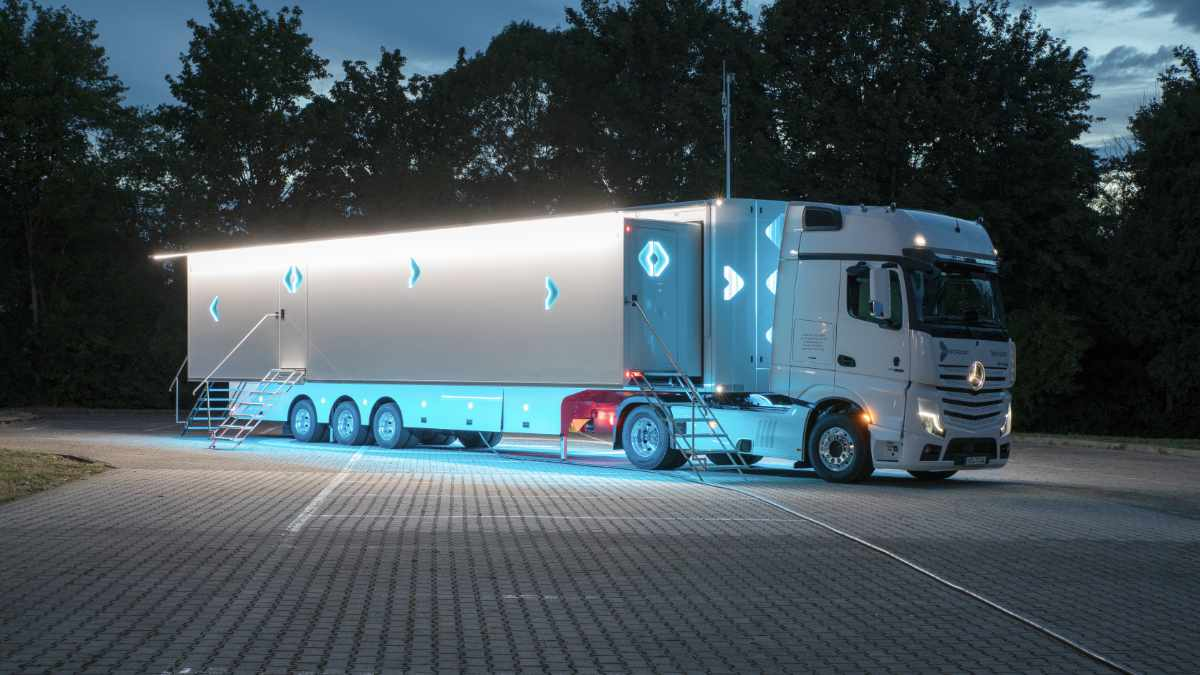 HD BROADCAST präsentiert neuen Ü-Wagen UHD 2