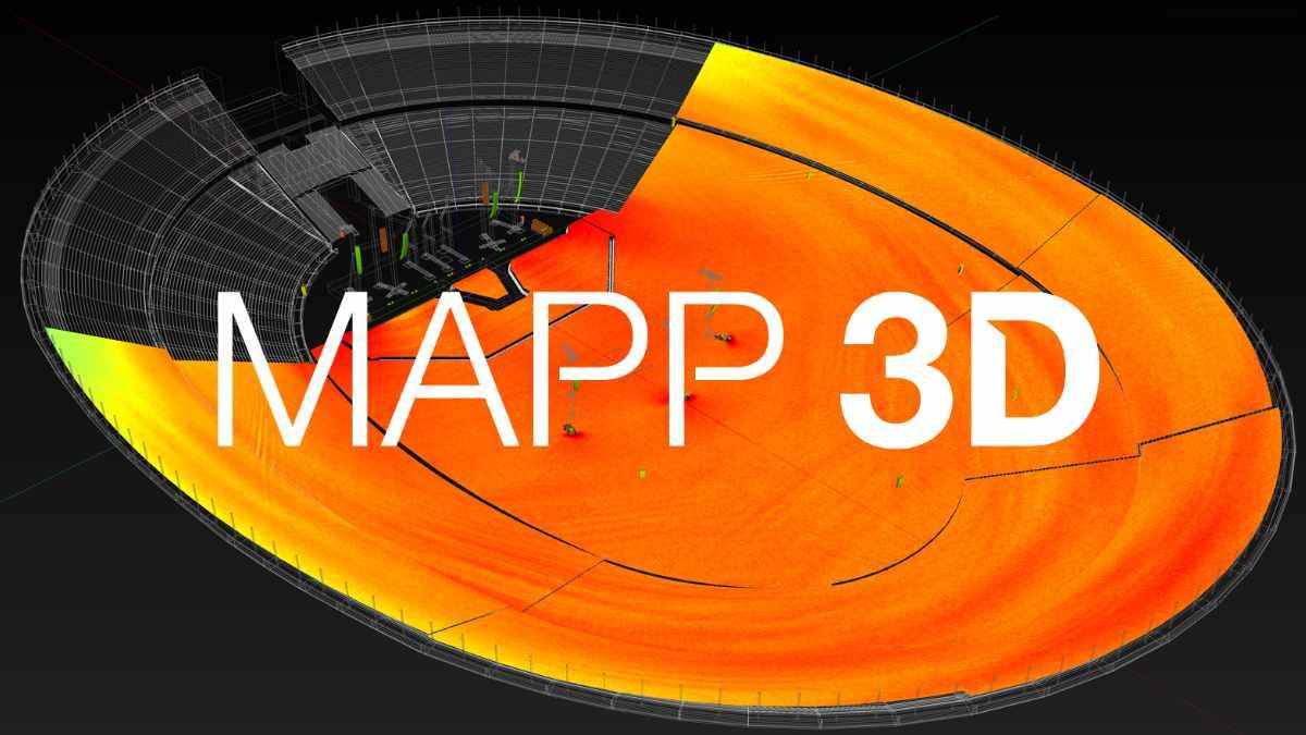 Meyer Sound veröffentlicht umfangreiches MAPP 3D Software Update