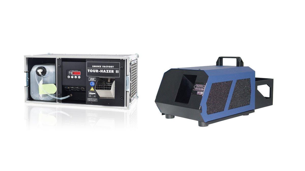 Ottec Technology setzt auf Look Solutions und Smoke Factory