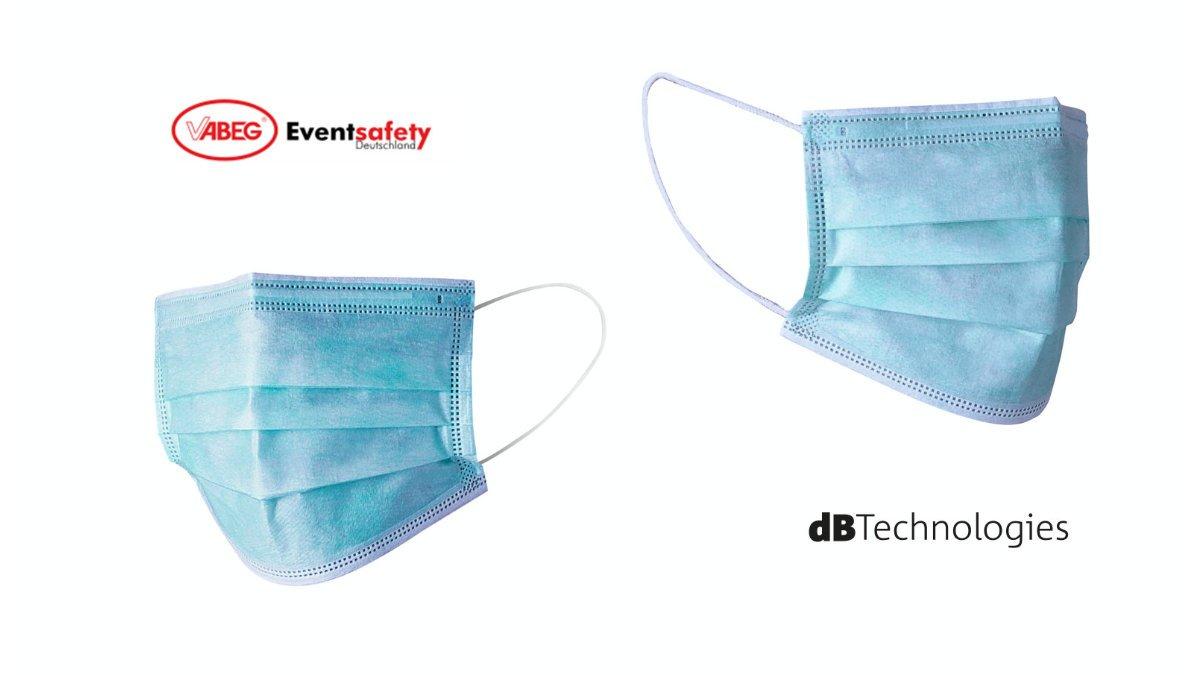 Vabeg und dbTechnologies bieten Infektionsschutzseminar an