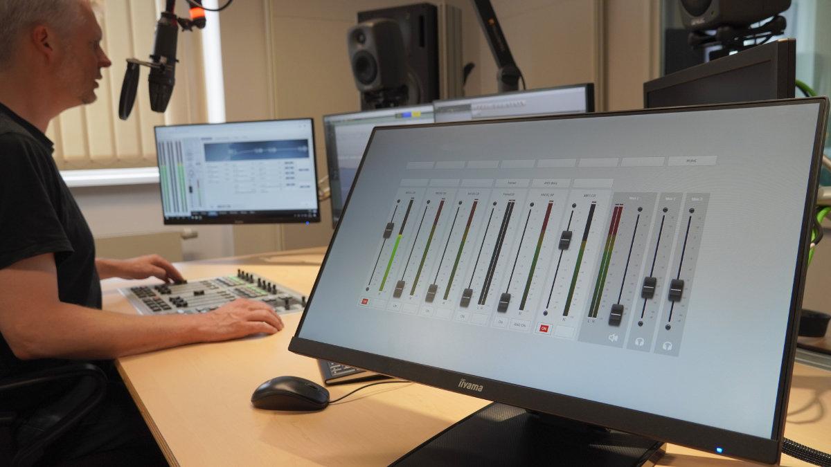 WDR-Regionalstudios setzten auf ON AIR flex von Stage Tec