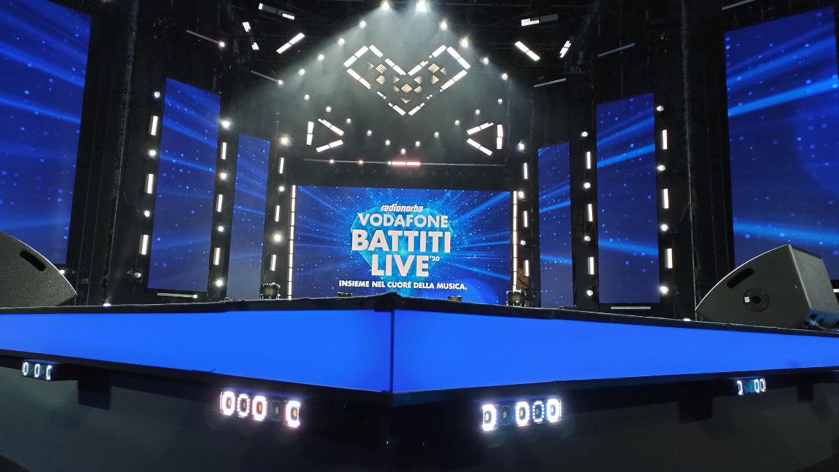GLP KNV geben ihr Italien-Debüt im TV