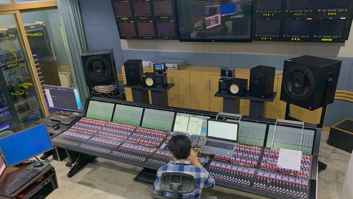 KBS setzt auf IP Technologie von Lawo
