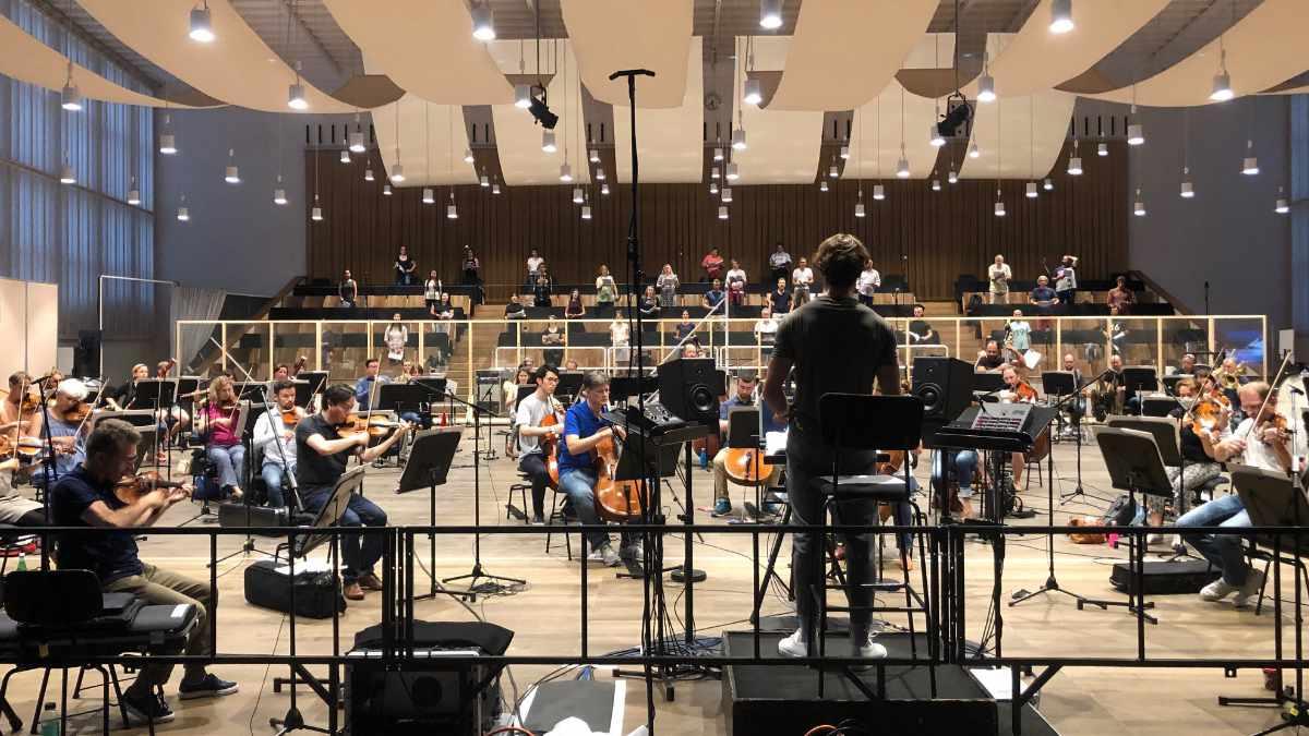 Lawo IP-Technologie für das Opernhaus Zürich