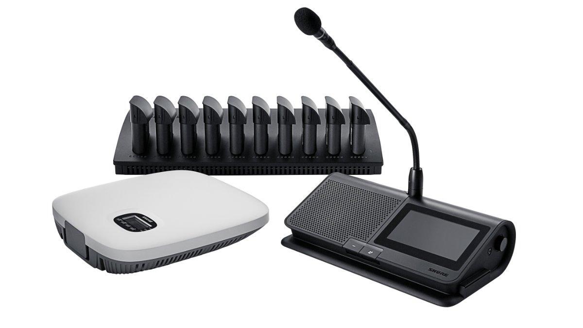JenaKultur investiert in 50 Sprechstellen Shure Microflex Complete Wireless