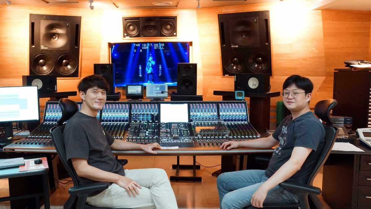 KBS vertraut auf das AURUS platinum von Stage Tec