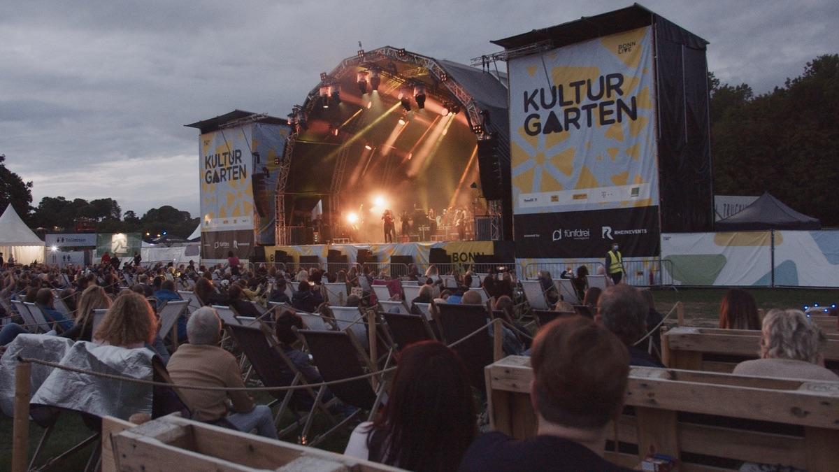 Open-Air-Events im Zeichen von Corona