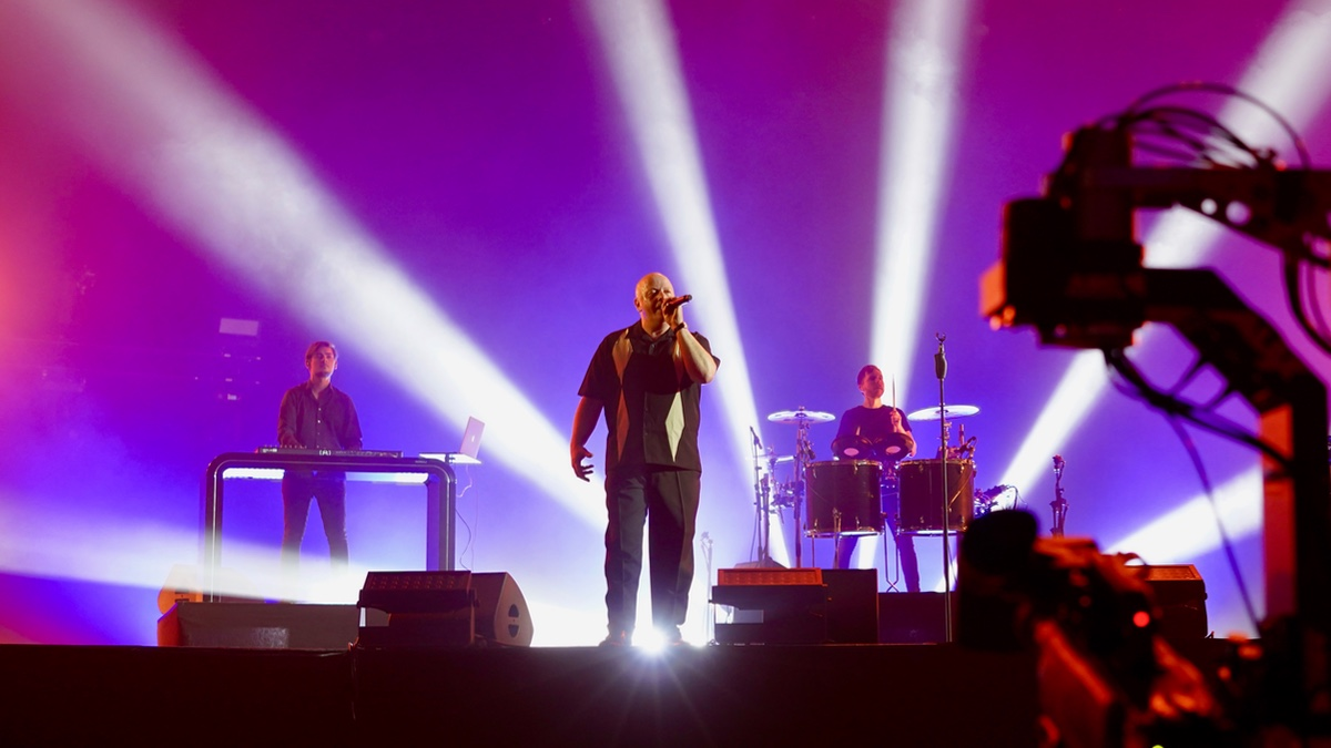 VNV Nation bei WORLDWIDE LIVE