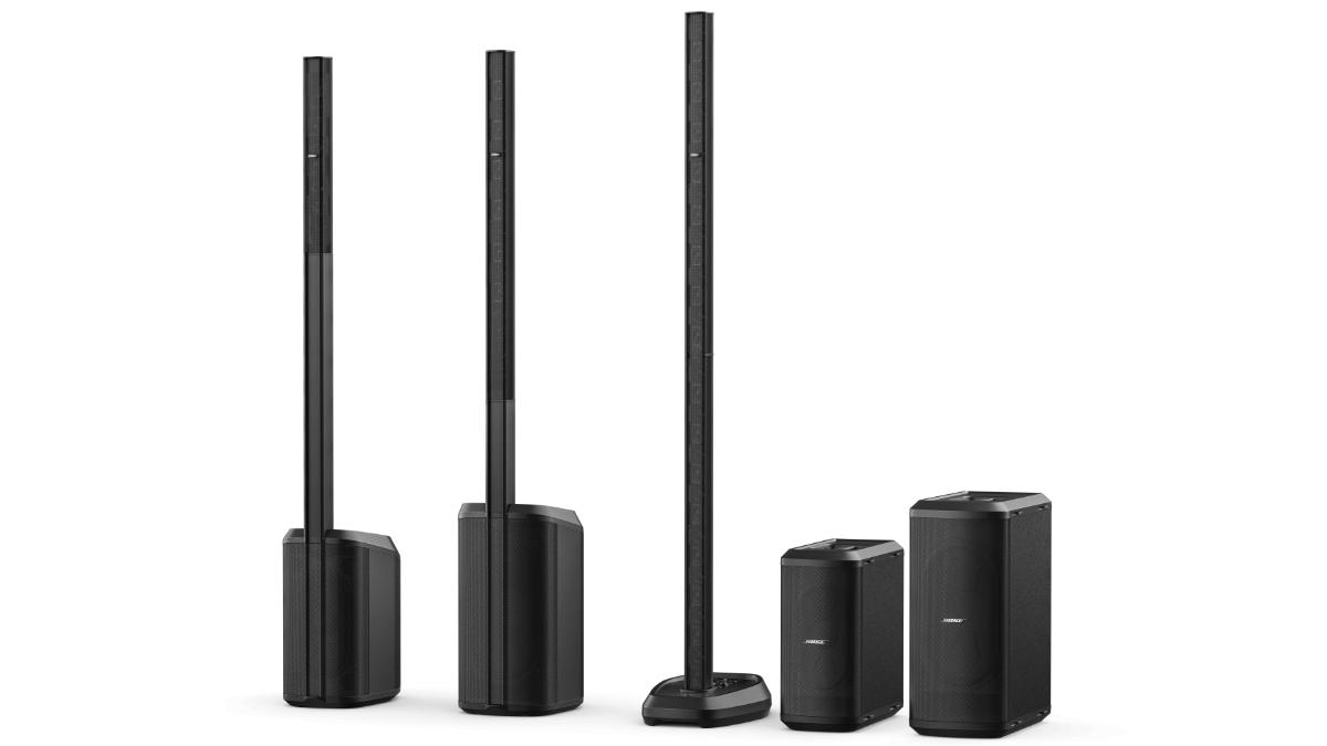 Bose Professional stellt die L1 Pro Portable Line Array Systeme vor