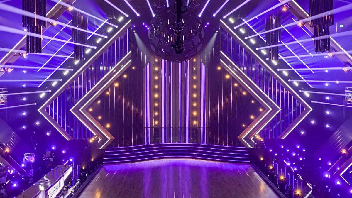 DX7 Design setzt bei Dancing With The Stars auf GLP