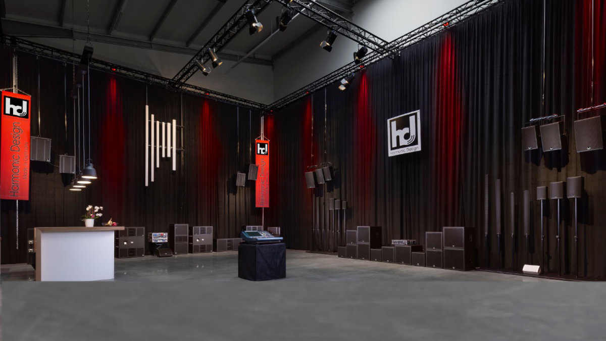 Harmonic Design launcht neue Produkte