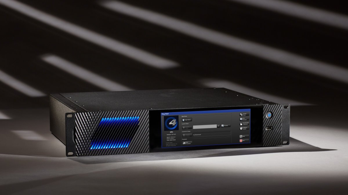 High End Systems präsentiert neue Hog 4-HPU-Hardware und Software-Update von OS v3.14