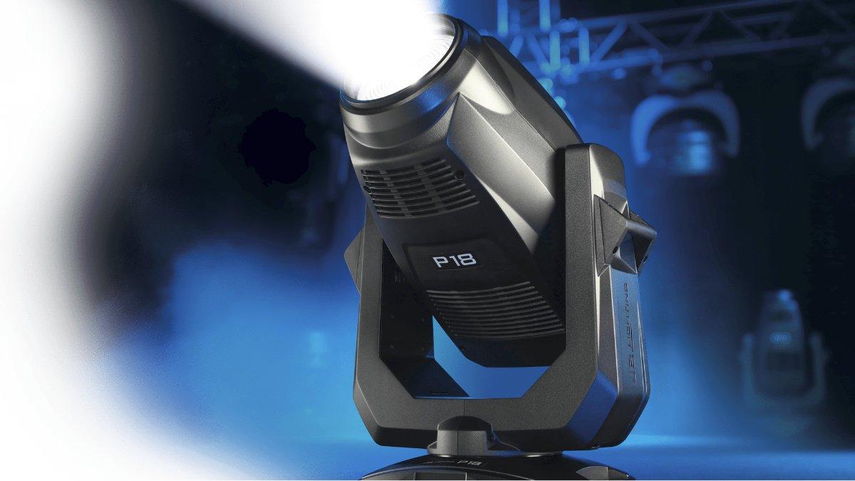 JB-Lighting präsentiert den P18 Wash